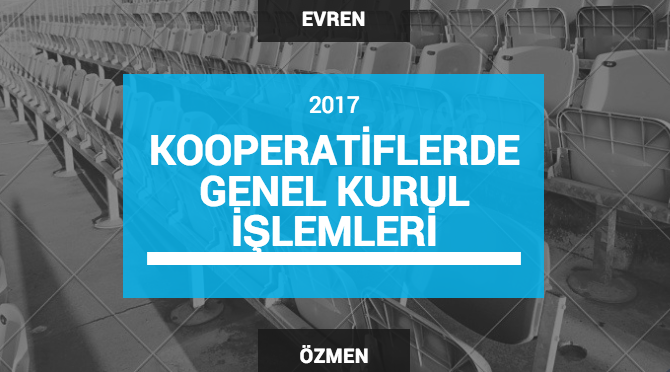 Kooperatif Genel Kurul 2018
